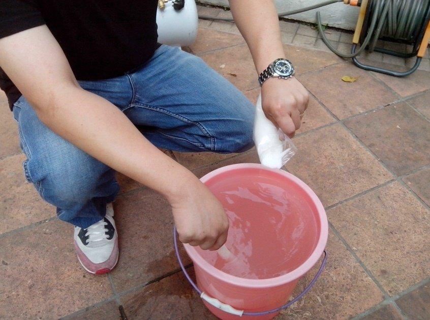 家庭自来水管清洗是设备重要还是柠檬酸重要?
