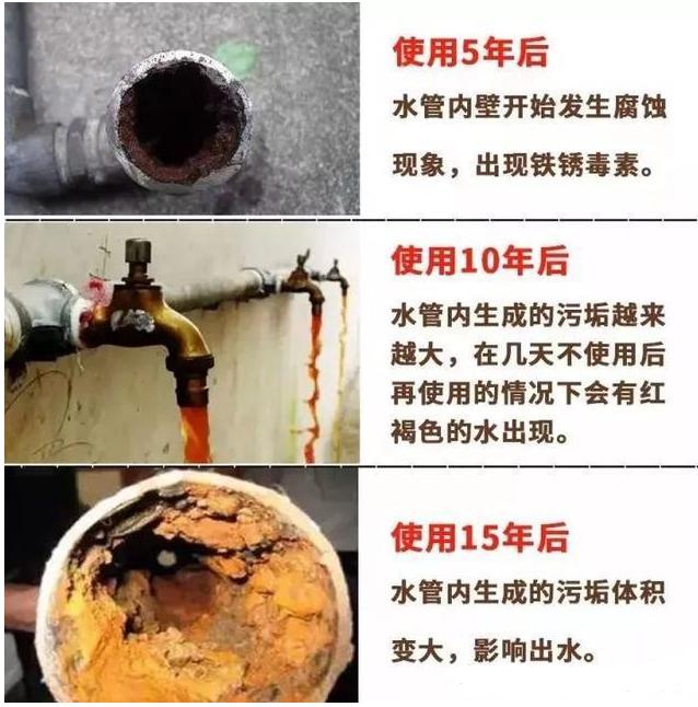 家庭自来水清洗一次多少钱?清洗水管要多久?