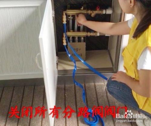地暖管道清洗机的使用方法,地暖清洗机说明书