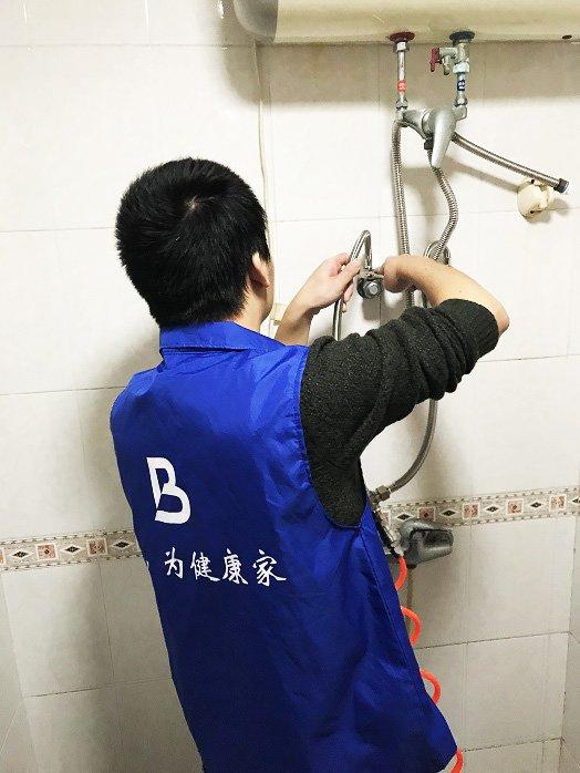 新兴创业项目自来水管清洗机,如何实现月入万元?