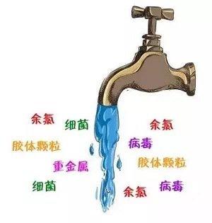 [图文]水管清洗的好处!