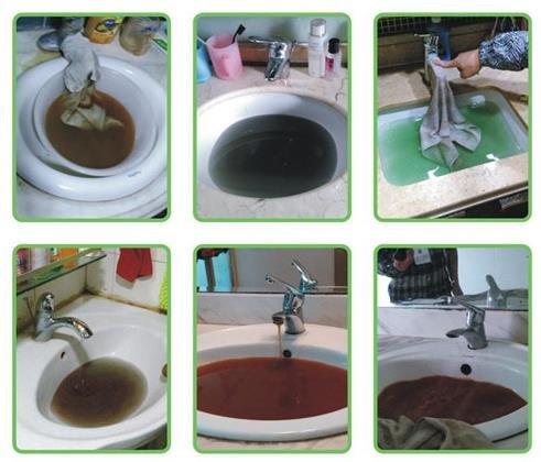 阑波万水管清洗设备清洗效果怎么样?