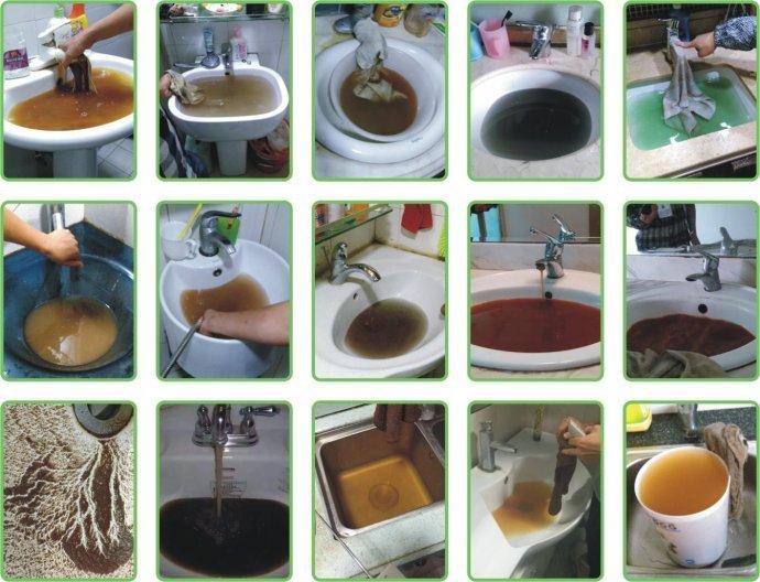 武汉水立纯清洗机效果(图片+视频)