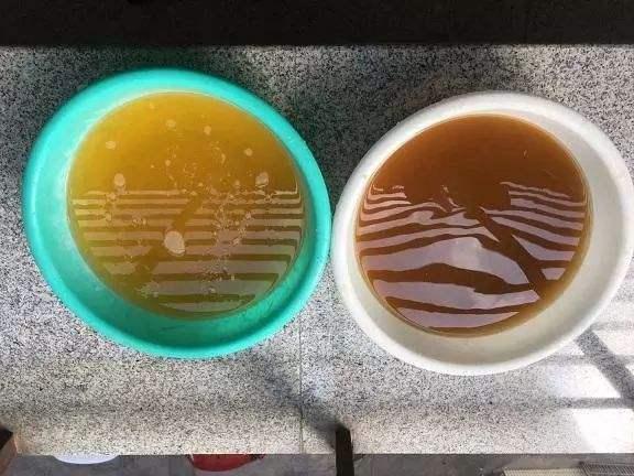 家庭自来水管水质变色是预警信号