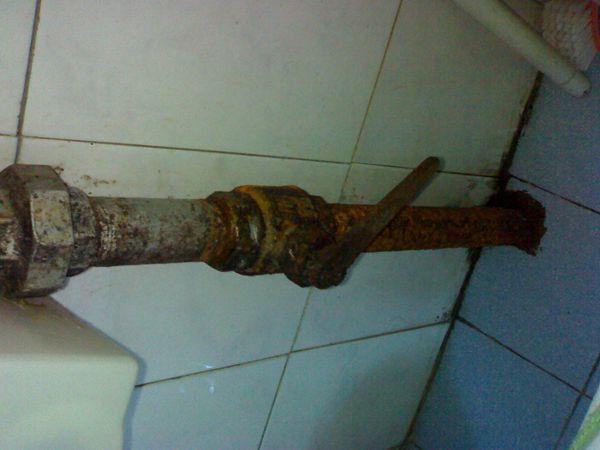 水管清洗行业目前现状