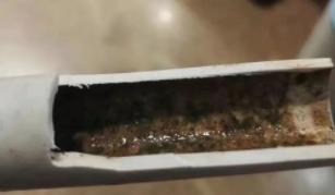 水管中为什么会有这么多污垢?