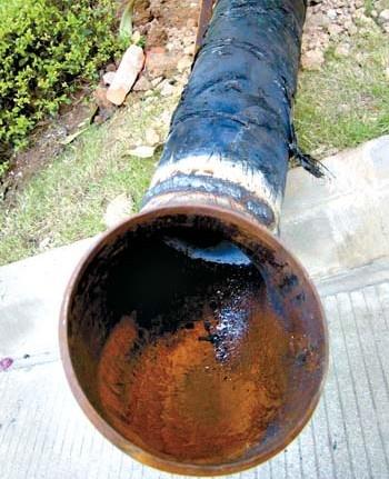 水管清洗是什么?水管清洗可以解决污染问题吗