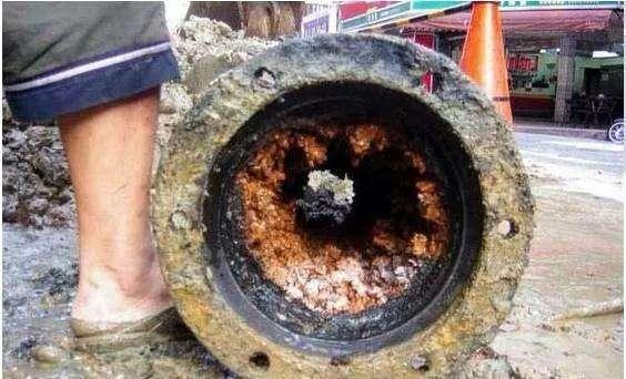 水管清洗会把水管洗破吗?水管清洗有必要吗