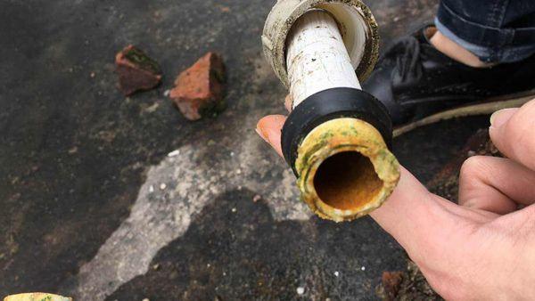 水管污染,是否只是在危言耸听?