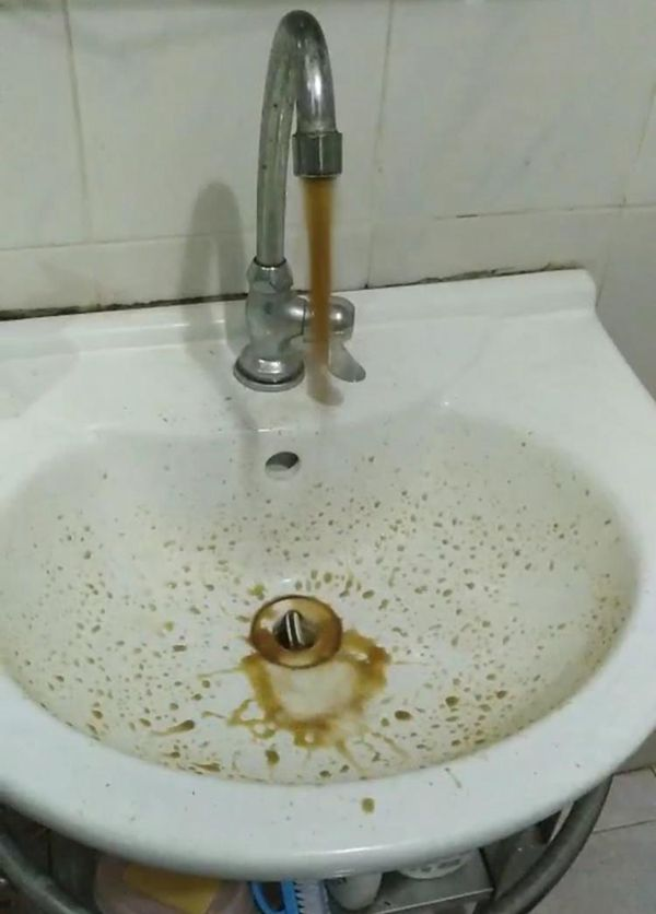 你家的水管变脏了吗